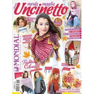 Rivista moda maglia Uncinetto n 27