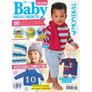 Rivista Baby maglia e uncinetto n 42