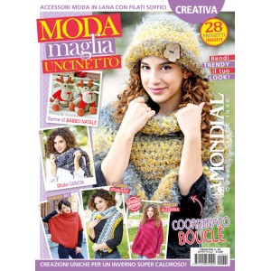 rivista Moda maglia uncinetto n.44