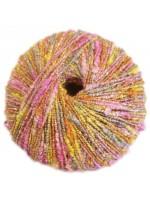 Bouclè multicolor e lurex
