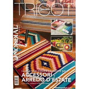 Special tricot furniture and accessories