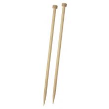 ferri da maglia in bamboo da 60 cm