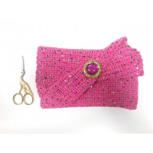 pochette a crochet and pattern free