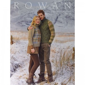 Magazine Rowan Knitting & Crochet n°56