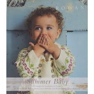 Rivista Rowan Summer baby