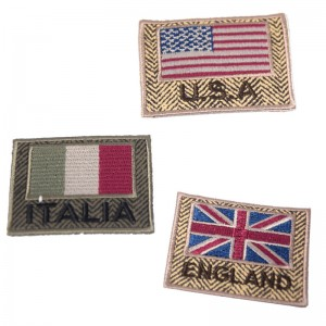 Patch ENGLAND USA ITALIA